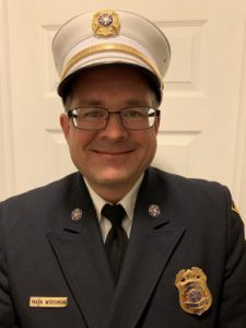 Chief Mark Worsman, 2nd VP